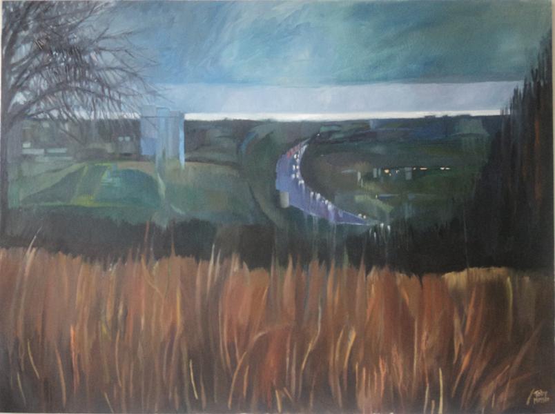 Toby Messer Artist Gallery Richmond Park